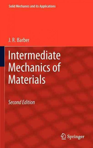 Intermediate mechanics of materials /