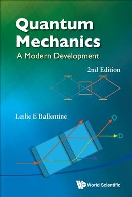 Quantum mechanics : a modern development /