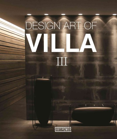 Design art of villa.