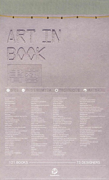 Art in book  /