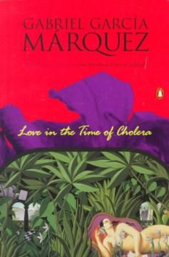 book Amor en los tiempos de cólera by Gabriel Garcia Márquez