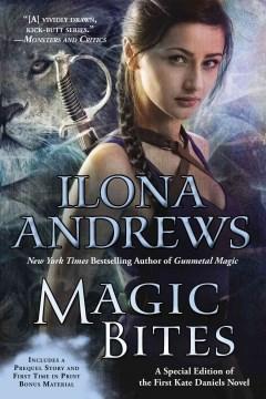 book Magic Bites - Ilona Andrews