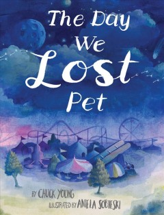 book The Day We Lost Pet by Chuck Young