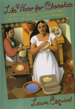 book Como agua para chocolate by Laura Esquivel