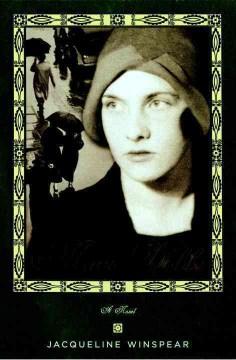 book Maisie Dobbs by Jacqueline Winspear