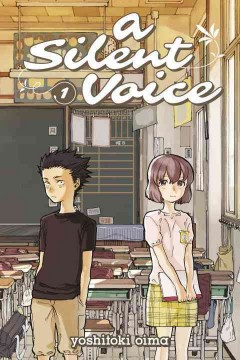 A Silent Voice by Oima Yoshitoki Vol 3-7