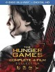 The hunger games : complete 4-film collection