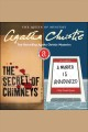 The secret of chimneys ; : A murder is announced, two bestselling Agatha Christie mysteries