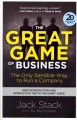 The great game of business : the only sensible way to run a company