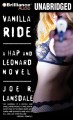 Vanilla Ride a Hap and Leonard novel