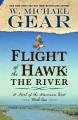 Flight of the hawk: the river
