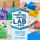 3D printing and maker lab for kids : create amazing projects with CAD design and STEAM ideas