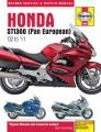 Honda ST1300 pan European service and repair manual