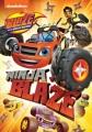 Blaze and the monster machines. Ninja Blaze