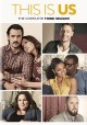 This is us. The complete third season.
