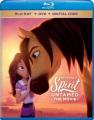 Spirit untamed : the movie