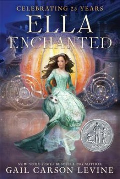 Book Cover: Ella Enchanted