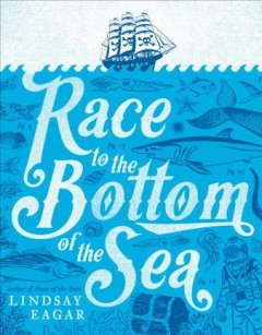 Race to the Bottom of the Sea book jacket