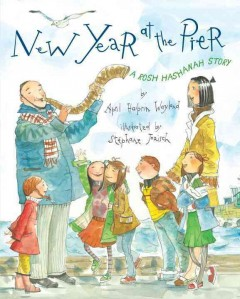 Book Cover: New Year at the Pier