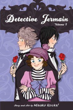 Book Cover: Detective Jermain. Vol 1