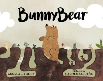 Book Cover: BunnyBear