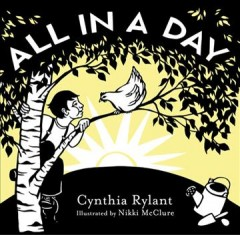 Book Cover: All In a Day
