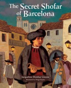 Book Cover: The secret shofar of Barcelona