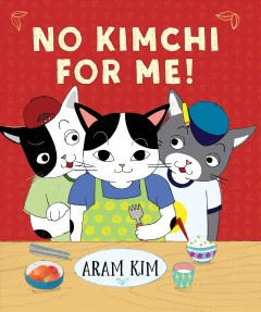 no kimchi for me book jacket