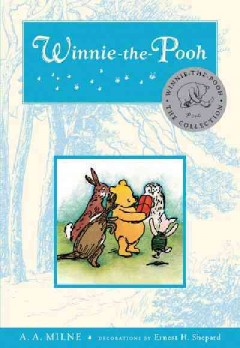 Book Cover: Winnie-the-Pooh