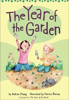 Book Cover: The year of the garden