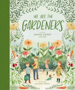 Book Cover: We are the gardeners