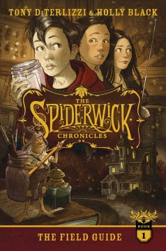 Book Cover: The Spiderwick Chronicles