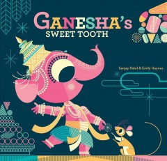 Book Cover: Ganesha's Sweet Tooth