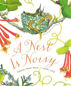 Book Cover: A nest is noisy