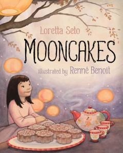Book Cover: Mooncakes