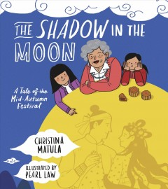Book Cover: The shadow in the moon