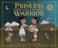 Book Cover: The Princess and the Warrior
