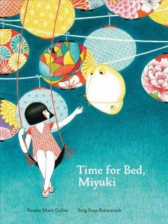 Book Cover: Time for Bed, Miyuki