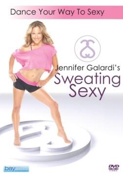 Jennifer Galardi's Sweating Sexy
