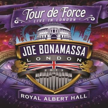 Tour De Force, Live in London