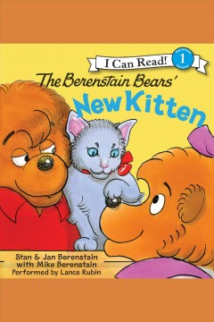 The Berenstain Bears' New Kitten