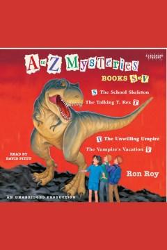 A to Z Mysteries, Books S-v