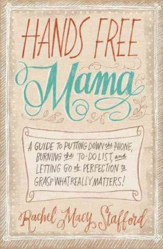 Hands Free Mama cover