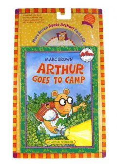 Arthur Goes to Camp: Read-along Storybook and CD