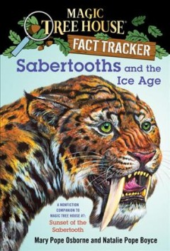 Sabertooths and the Ice Age
