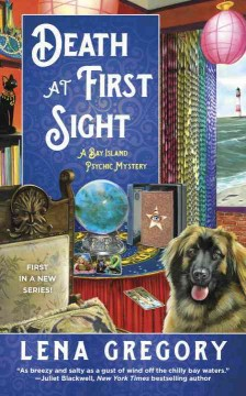 Death at First Sight : A Bay Island Psychic Mystery