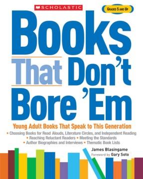 Books That Don't Bore 'em