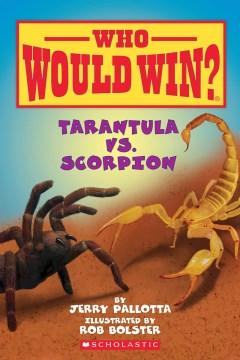 Tarantula Vs. Scorpian