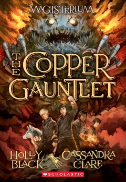 The Copper Gauntlet