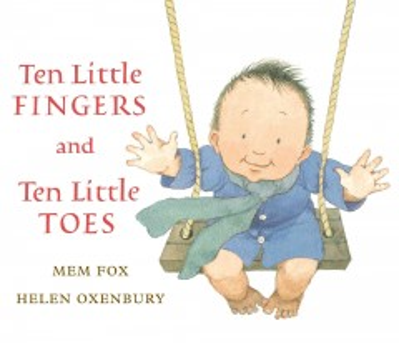 Ten Little Fingers and Ten Little Toes$�[board Book]